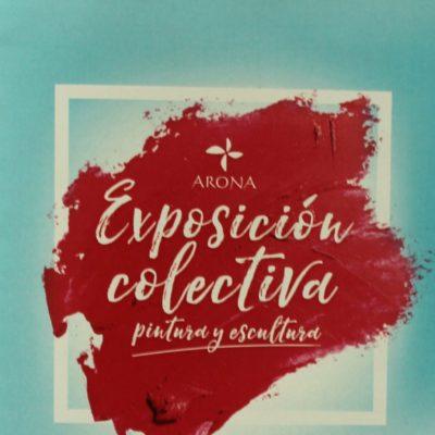 1) 2016 Exposición colectiva Arona