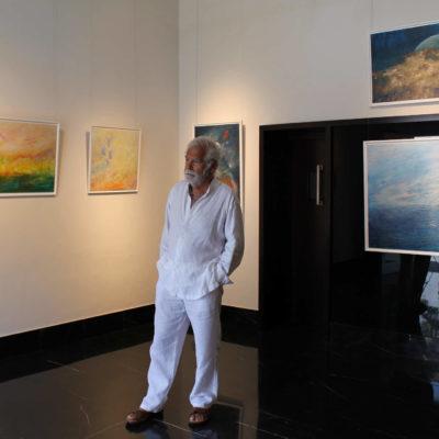 3) 2014 Exposición Misterio de Luz Santa Cruz