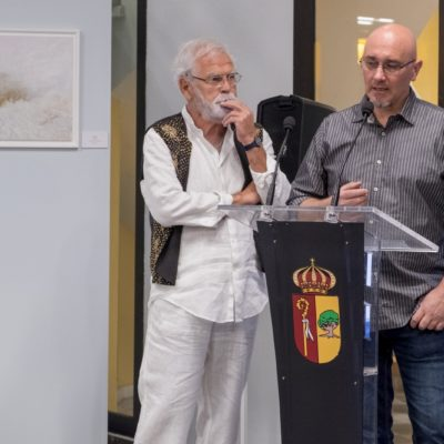 Carlo Forte & Sergio Linares -pintores - www.fortecarlo.com