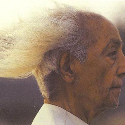 31 Krishnamurti