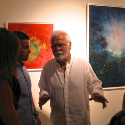 4) 2014 Exposición Misterio de Luz Santa Cruz
