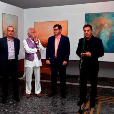 Exposición La Luz del Universo - Los Cristianos - Tenerife