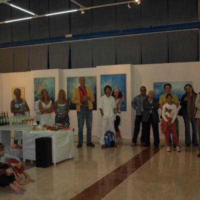 Exhibition - Carlo Forte - Adeje - Tenerife