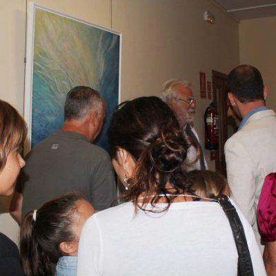 5) colectiva de pintura arona 2015