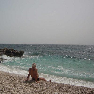 7) mar, oceanos