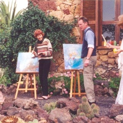 Estudio de la Casa del Pintor 23