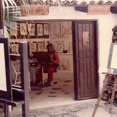 e) La Cabaña del Arte