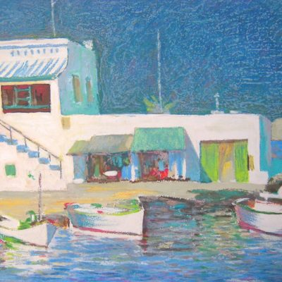Carlo Forte - painter - Tenerife - Canarias