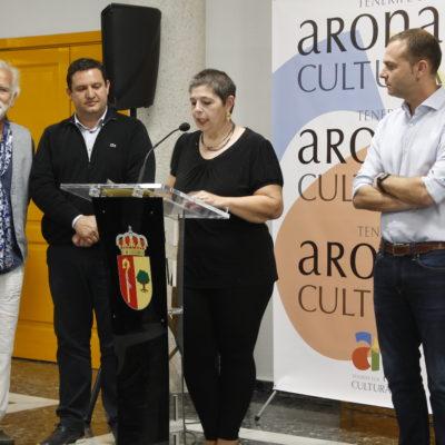 Presentación por Laura Carlino - Exposición Carlo Forte