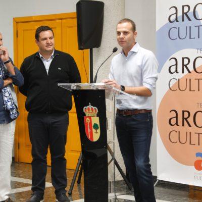 Presentación por el Consejal de Cultura - Pol Díaz Oda