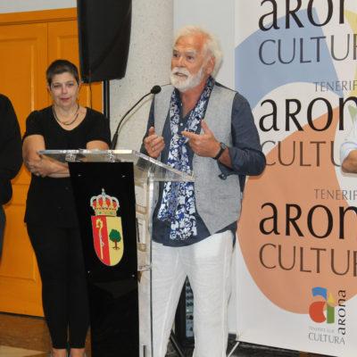 Carlo Forte - Exposición Misterio