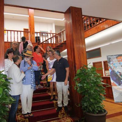 Carlo Forte - Exposición colectiva Arona - Tenerife