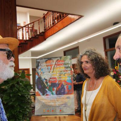 Carlo Forte - Exposición colectiva Arona - Tenerife- Tenerife
