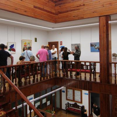Carlo Forte -Exposición colectiva Arona - Tenerife